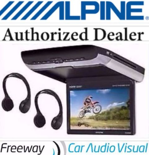 Alpine PKG-RSE3HDMI with DVD, USB and HDMI input