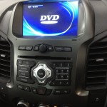 Opal DVD in New Ford Ranger